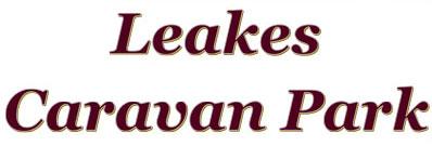 Leakes Caravan Park - Logo