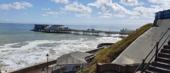 Cromer, holiday park